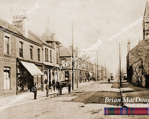 BL0002 - Stonefield Blantyre c1904