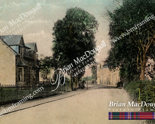 BL0005 - Station Road Low Blantyre