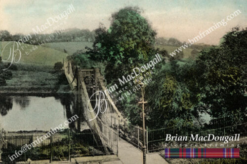 BL0006 - Suspension Bridge Blantyre