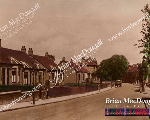 BL0007 - Station Road Blantyre