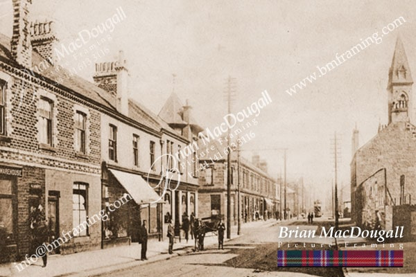 BL0011 - Stonefield Blantyre c1907