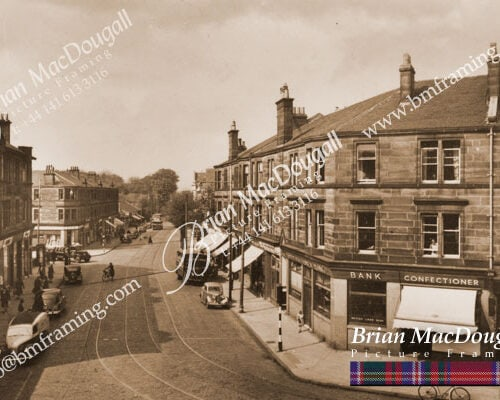 BS015 - Burnside Stonelaw Road c1954