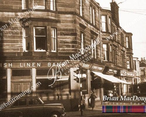 BS023 - Stonelaw Dukes Road c1957