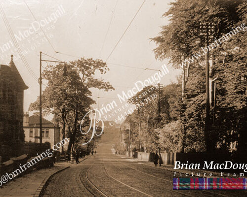 BS025 - Stonelaw Road c1957
