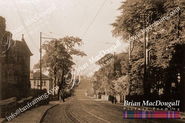 BS025 - Stonelaw Road c1957