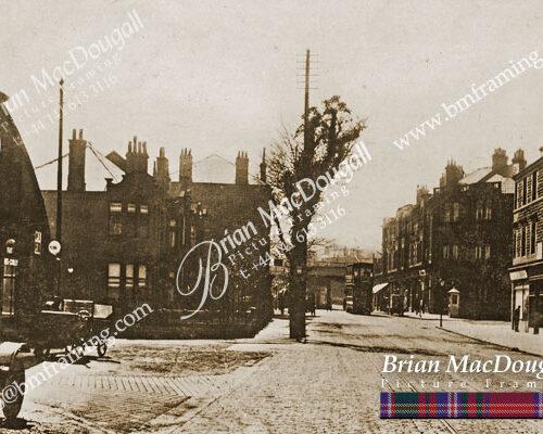 BS043 - Stonelaw Road Garge c1938