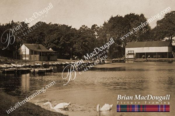 BS044 - Burnside Loch c1911
