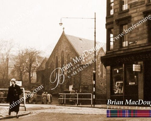 RG001 - Baptist Church Rutherglen c1957