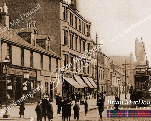 RG009 - main street rutherglen looking east copy ii